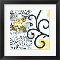 Opulence II Framed Print