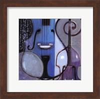 Framed Cool Jazz II