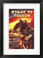 Framed Stage to Tucson