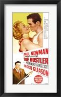 Framed Hustler Paul Newman Jackie Gleason