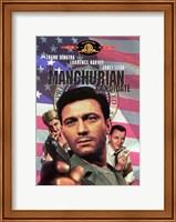 Framed Manchurian Candidate Frank Sinatra