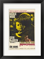 Framed Love With the Proper Stranger Natalie Wood