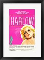 Framed Harlow