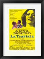 Framed La Traviata Franco Bonisolli