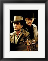 Framed Butch Cassidy and the Sundance Kid Cast