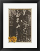 Framed Butch Cassidy and the Sundance Kid Old Time Photo