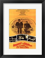 Framed McCabe and Mrs. Miller