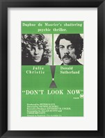 Framed Don't Look Now