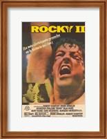Framed Rocky 2 (spanish)