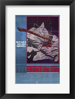 Framed Friday the 13th Bloody Axe