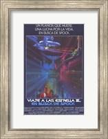 Framed Star Trek 3: The Search for Spock (Spanish)