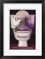 Framed Ghoulies