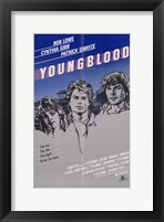 Framed Youngblood