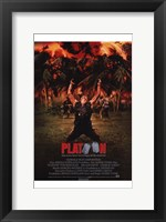 Framed Platoon Screaming