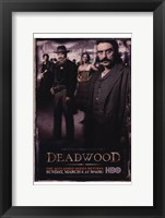 Framed Deadwood Cast