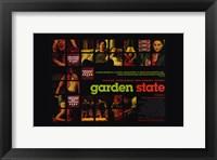 Framed Garden State - scenes