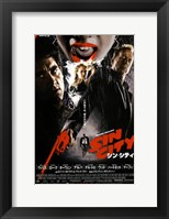 Framed Sin City Chinese