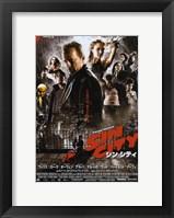 Framed Sin City Cast