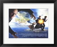 Framed Lemony Snicket's A Series of Unfortunate Events