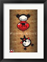 Framed Pucca Club - Animation