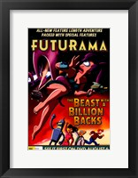 Framed Futurama