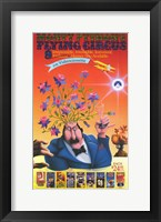 Framed Monty Python's Flying Circus