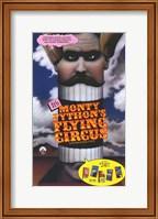 Framed Monty Python's Flying Circus