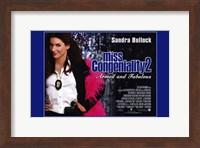 Framed Miss Congeniality 2: Armed and Fabulous Sandra Bullock