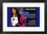 Framed Miss Congeniality 2: Armed and Fabulous Sandra Bullock