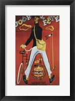Framed Retrospective Tati Jour de Fete