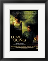 Framed Love Song for Bobby Long - shadow