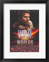 Framed War of the Worlds Tom Cruise