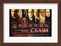 Framed Crash Cast