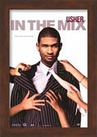 Framed Usher