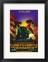 Framed Kung Fu Hustle #1 Killers