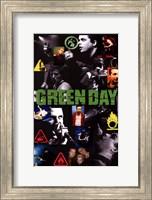 Framed Green Day