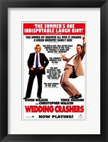 Framed Wedding Crashers - Now Playing