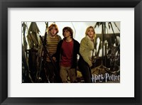 Framed Harry Potter and the Goblet of Fire