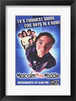 Framed Malcolm in the Middle