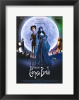 Framed Corpse Bride Wedding