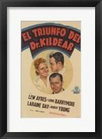 Framed Dr. Kildare's Crisis