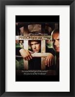 Framed Prison Break (TV) in Jail Cell