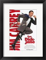 Framed Fun with Dick and Jane Carrey