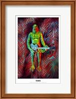 Framed Creature of Rock