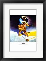 Framed Elvis Circa '69