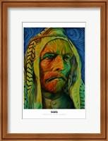 Framed Muslim Van Gogh