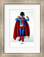 Framed Superboy