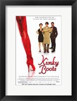 Framed Kinky Boots