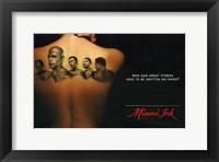 Framed Miami Ink