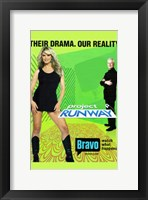 Framed Project Runway